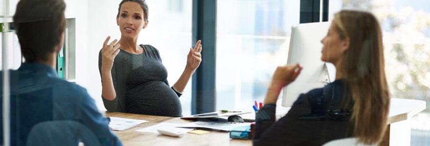Les femmes et le travail