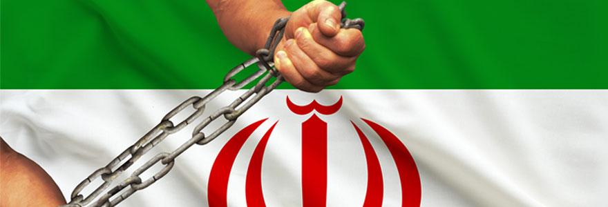 liberté en Iran