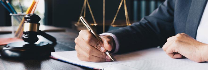 Faire appel à un cabinet d'avocat spécialisé